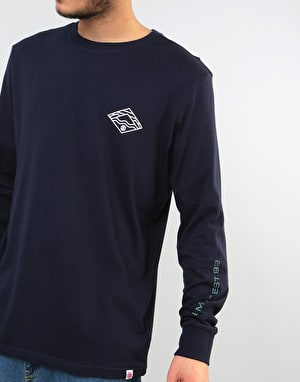 Element Layer L/S T-Shirt - Eclipse Navy