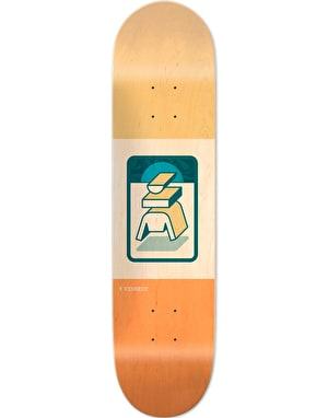 Girl Kennedy Totem OG Skateboard Deck - 8.125