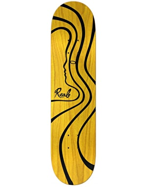 Real Zion More Love Skateboard Deck - 8.06