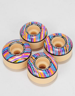 Spitfire Ishod Juicy Formula Four Classic 99d Skateboard Wheel - 52mm
