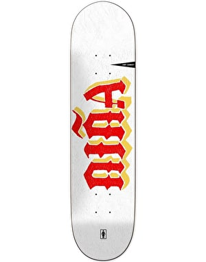 Girl Kennedy Sign Painter Skateboard Deck - 8.25