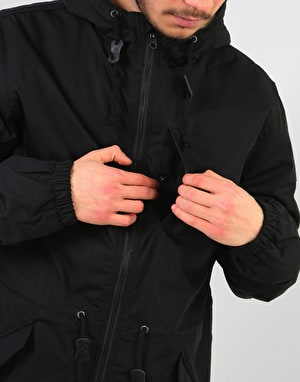 Element Stark Jacket - Flint Black