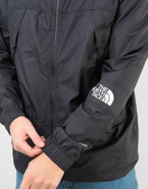The North Face Mountain Light Windshell Jacket - TNF Black