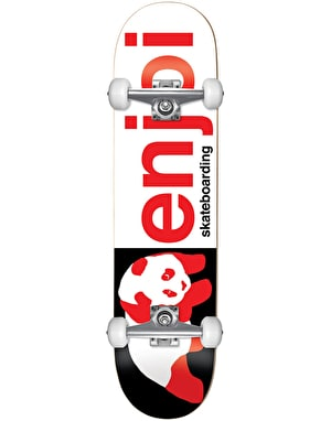 Enjoi Half and Half Complete Skateboard - 8