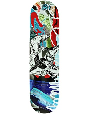 Darkstar Mixed Media Skateboard Deck - 7.75