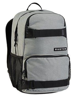 Burton Treble Yell Pack - Grey Heather