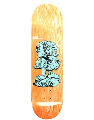Polar Herrington Twin Head Skateboard Deck - 8.5