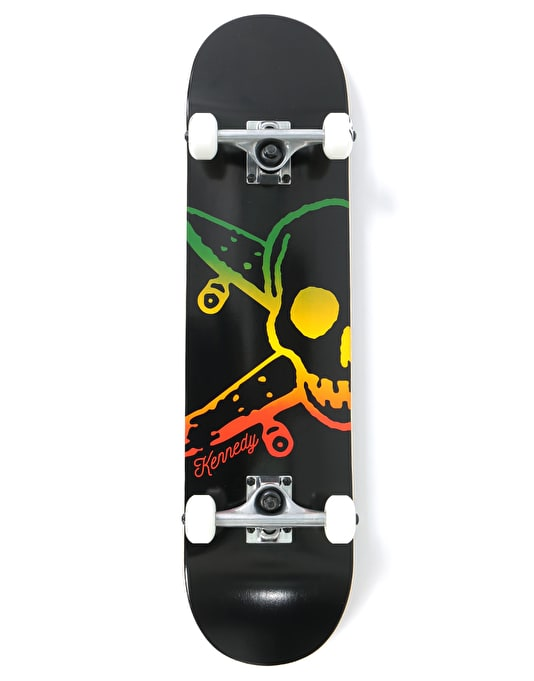Girl Kennedy Street Pirate Complete Skateboard - 7.75""