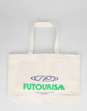 Paradise Youth Club Controls Totebag Tote Bag - Cream