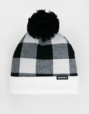 Dickies Shawsville Beanie - White/Black