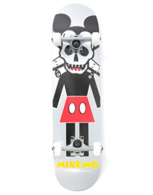 Girl Mike Mo Pirate Club Complete Skateboard - 7.75