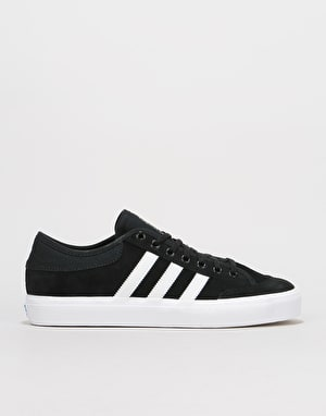 Adidas Matchcourt Skate Shoes - Core Black/White/White