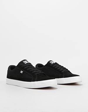 DC Lynnfield Skate Shoes - Black/White