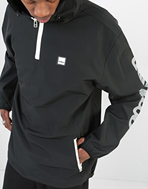 ThirtyTwo 4TS Stack Pullover 2019 Snowboard Jacket - Black