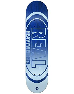 Real Heavyweights Skateboard Deck - 8.38