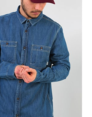 Element Pace L/S Shirt - Washed
