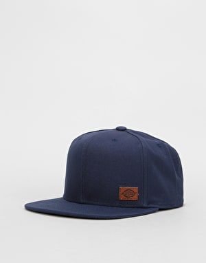 Dickies Minnesota Snapback Cap - Navy Blue