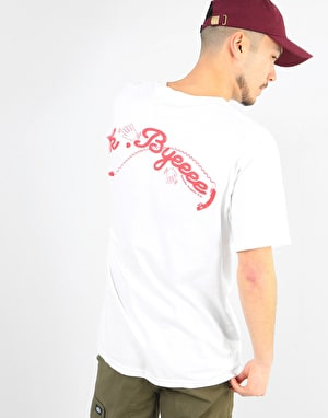 Handy Mobile T-Shirt - White