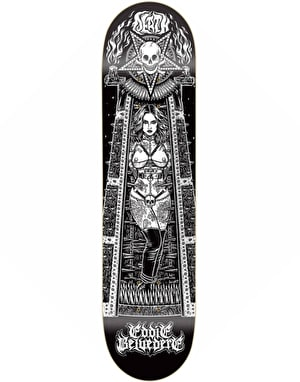 Death Belvedere Maiden Skateboard Deck - 8.5