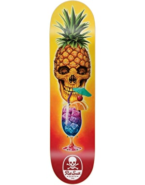 Death Smith Pineapple Skateboard Deck - 8