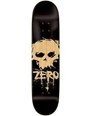 Zero Blood Skull Skateboard Deck - 8.25