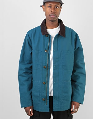 Dickies Norwood Chore Coat - Dark Teal