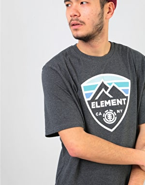 Element Guard T-Shirt - Charcoal Heather