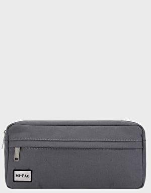Mi-Pac Street Pac Cross Body Bag - Canvas Charcoal