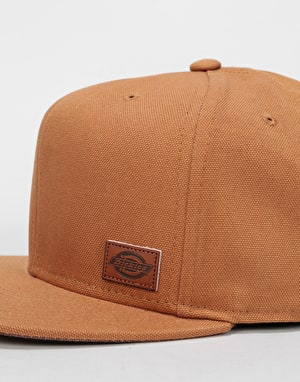 Dickies Minnesota Snapback Cap - Brown Duck