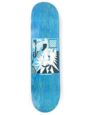 Polar Herrington 69 Skateboard Deck - 8.125