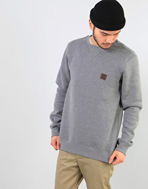 Element Heavy Crew - Grey Heather