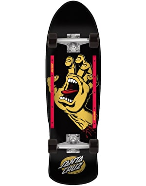 Santa Cruz Screaming Hand 80s Cruiser - 9.42