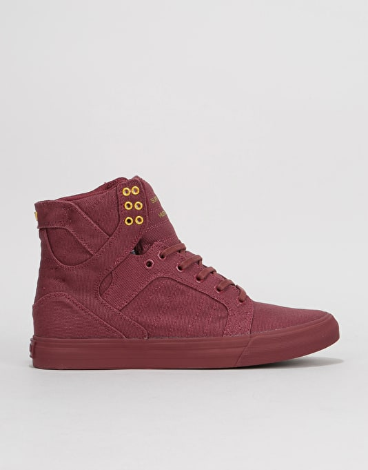 2f46ff0195e Supra Skytop Skate Shoes - Andorra | Hi-Top Skate Shoes | Trainers &  Footwear | Route One