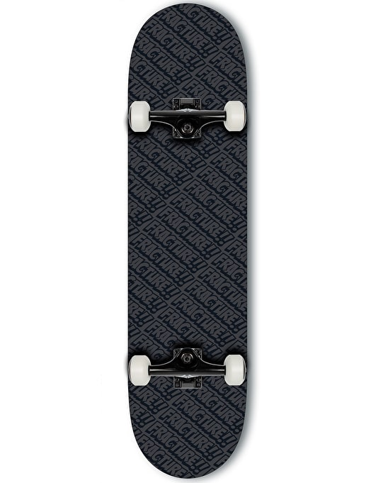 """Fracture All Over Comic Complete Skateboard - 7.25"""""""