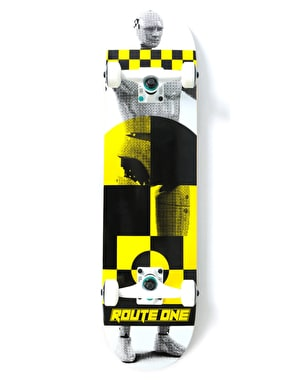 Route One Dummies Complete Skateboard - 7.875