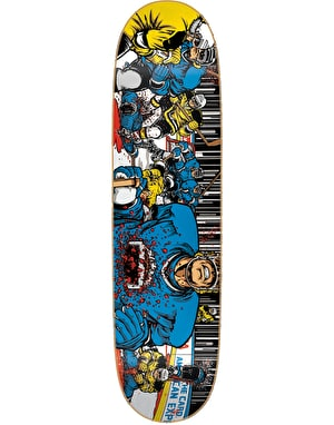 101 Koston Hockey SP Skateboard Deck - 8.25