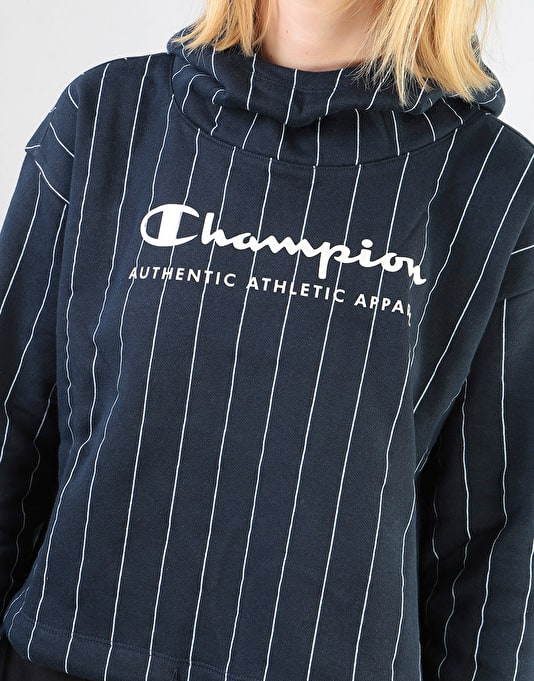 Champion Womens Brand Passion Pullover Hoodie - NNY/Allover