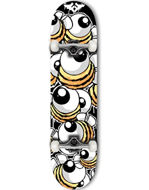 Fracture x Cheo Bee Complete Skateboard - 8