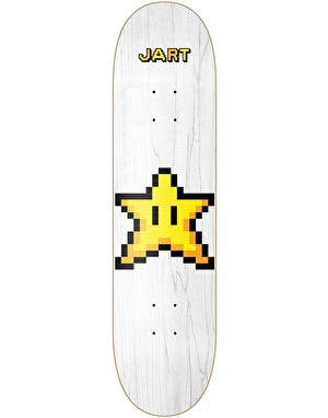 Jart Gamer Skateboard Deck - 8.25