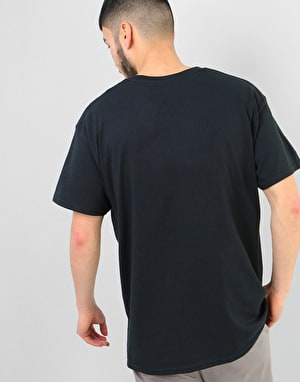 Route One Fuck 'Em T-Shirt - Black/Black