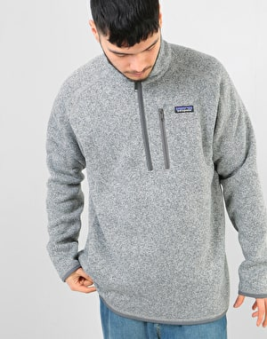 Patagonia Better Sweater® 1/4 Zip - Stonewash