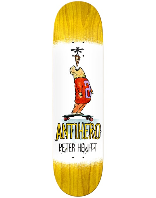Anti Hero Hewitt Electric Luxuries Skateboard Deck - 8.5""