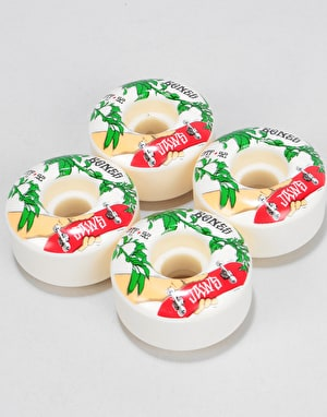 Bones Homoki Forbidden V1 STF Skateboard Wheel - 52mm