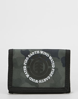 Element Elemental Wallet - Camo/Black