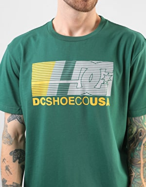 DC High Value T-Shirt - Hunter Green