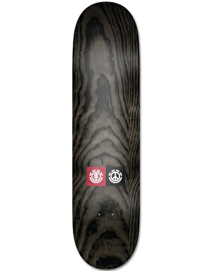 Element Westgate Peace Skateboard Deck - 8