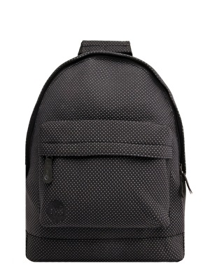 Mi-Pac Neoprene Dot Backpack - All Black