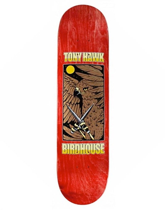 Birdhouse Hawk Knives Pro Deck - 8.125""
