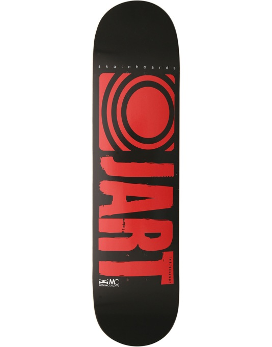Jart Basic Logo Team Deck - 8""