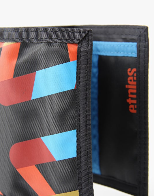 Etnies Icon Outline Tri-Fold Wallet